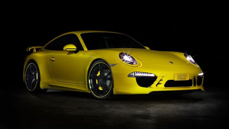 Salon de Genève 2012 : la Porsche 911 vue par Techart