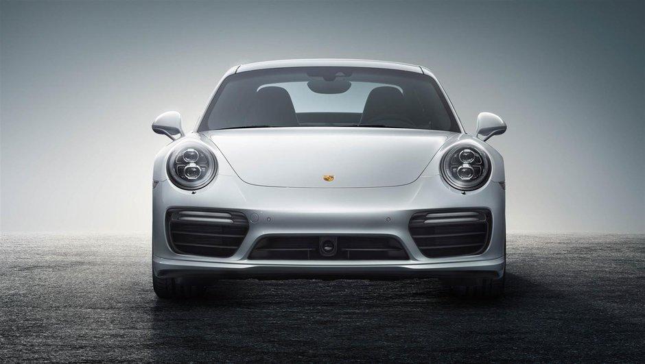 Nouvelles Porsche 911 Turbo 2016 : les vidéo, photos et infos officielles