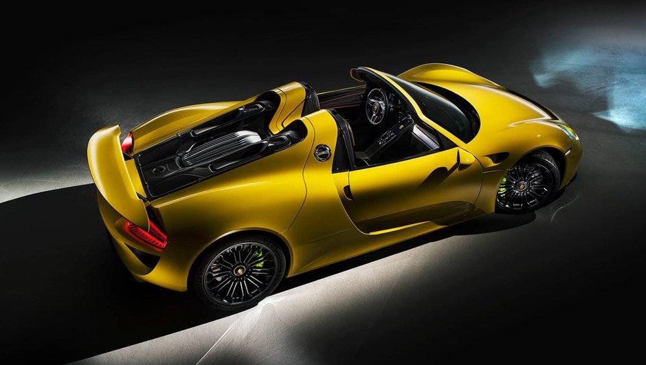 Porsche : des ventes en hausse de 15% en 2013