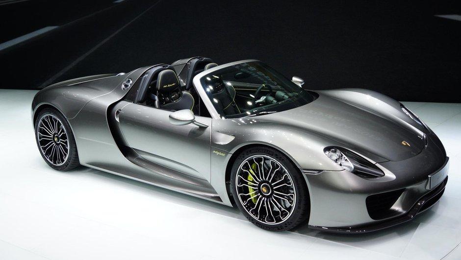 Porsche va rappeler les 918 Spyder pour… un problème de sécurité !