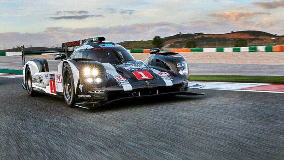 Endurance : Porsche domine le Prologue