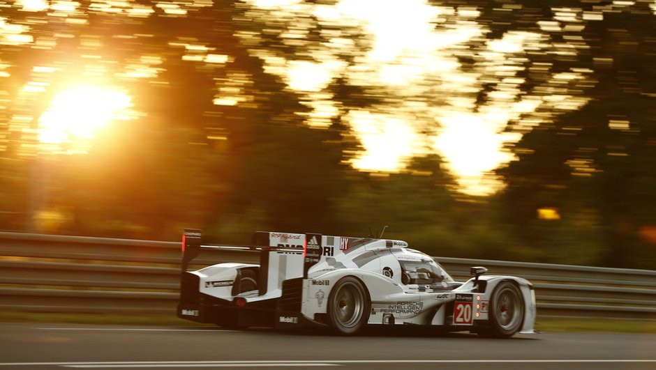 WEC – 24h du Mans 2015 : Porsche domine la Journée Test