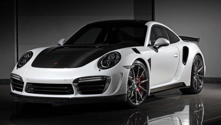 Tuning : TopCar présente une Porsche 991 Stinger GTR de 750 chevaux !