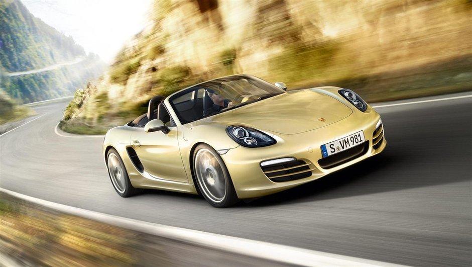 Insolite : une Porsche Boxster dégonflée en Belgique