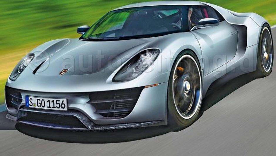 Porsche 929 : la surprise du salon de Détroit ?