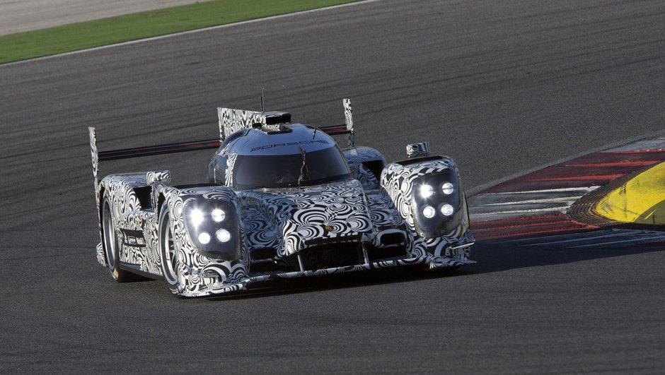 Endurance - WEC 2014 : Mark Webber déjà au volant de la LMP1 Porsche