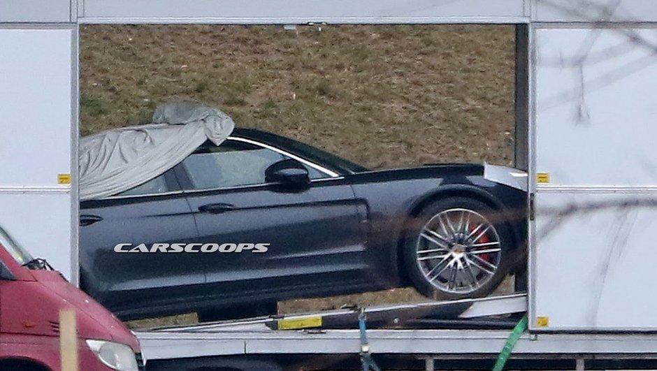 Scoop : la future Porsche Panamera 2016 mise à nu