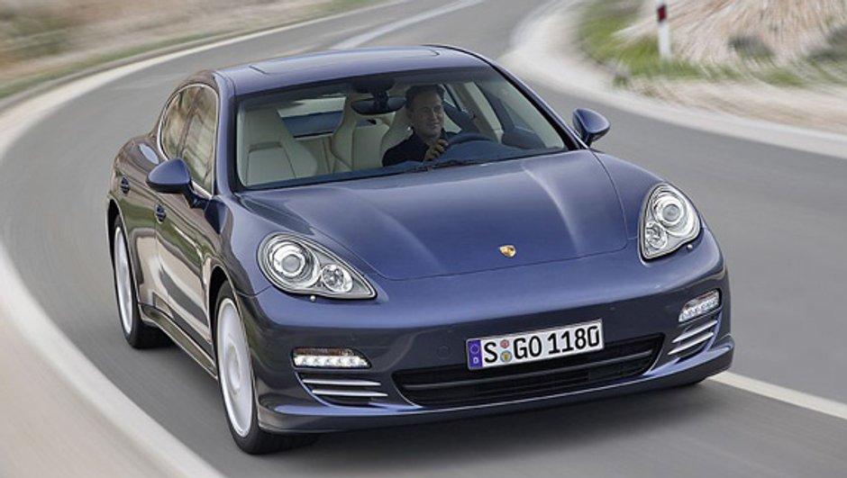 Porsche Panamera : premières évolutions après 9 mois !