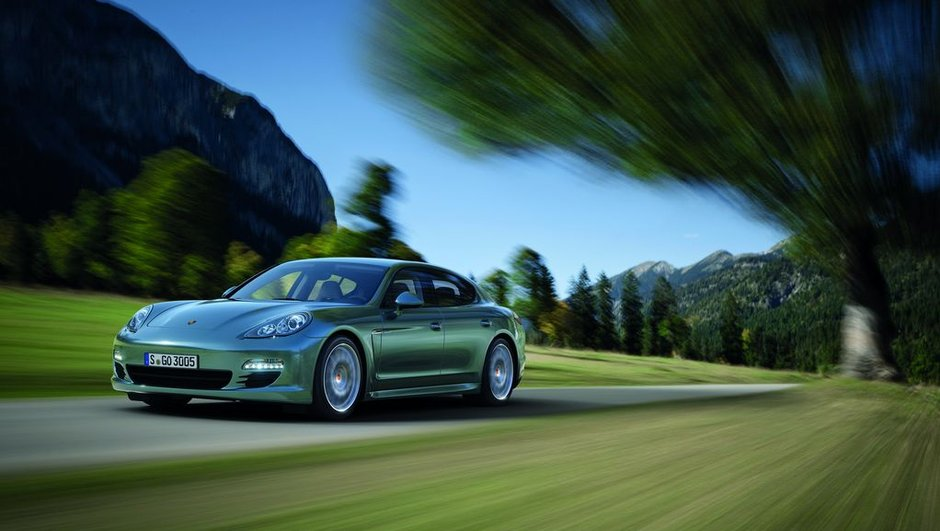 Porsche Panamera Diesel : le luxe sportif au mazout