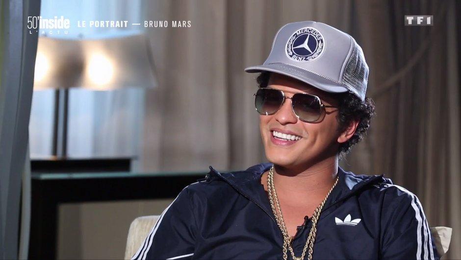 Bruno Mars revient sur les cinq jours qui ont marqué sa vie