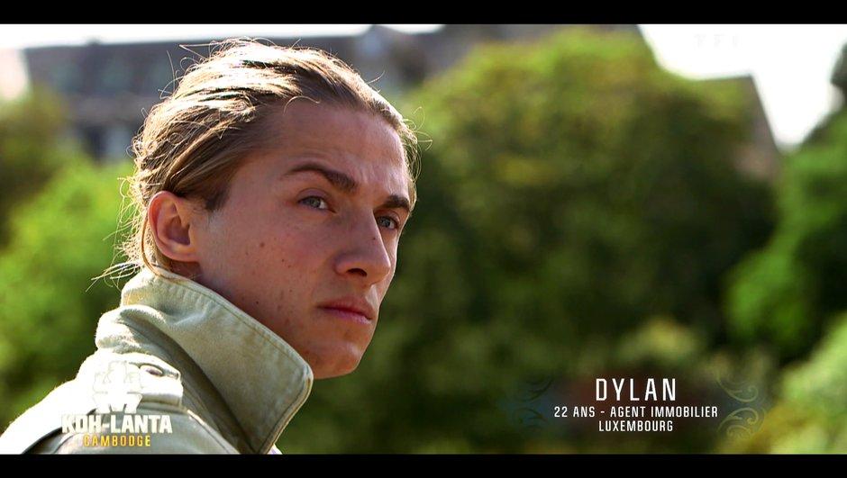 Qui est Dylan, nouvel aventurier de l'émission ?