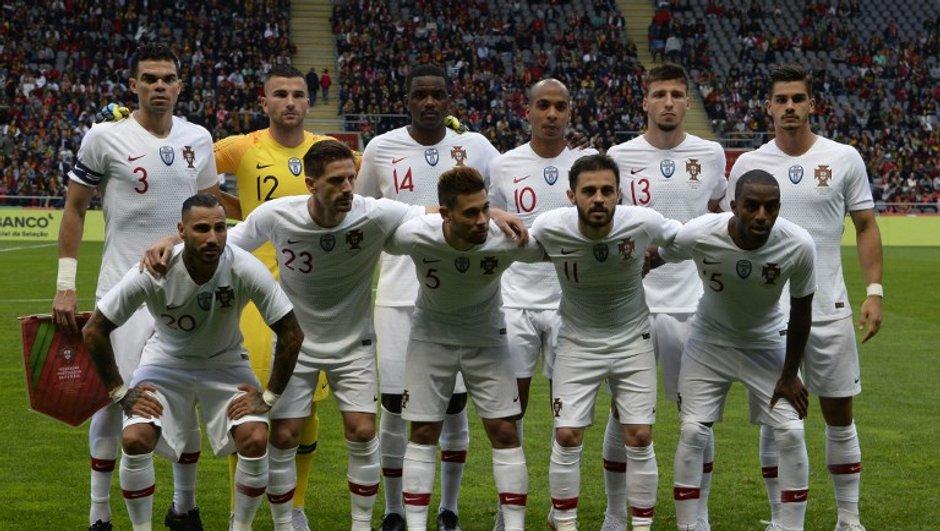 "Uruguay-Portugal : les petits ""frenchies"" de la Selecçao"