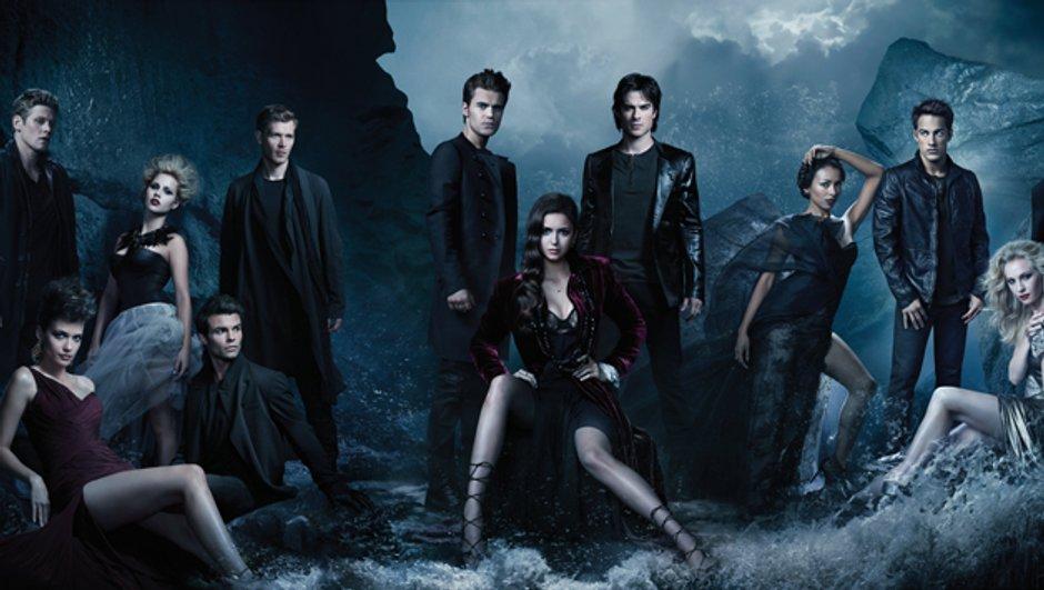 Devenez acteur de Vampire Diaries et donnez la réplique à vos acteurs préférés