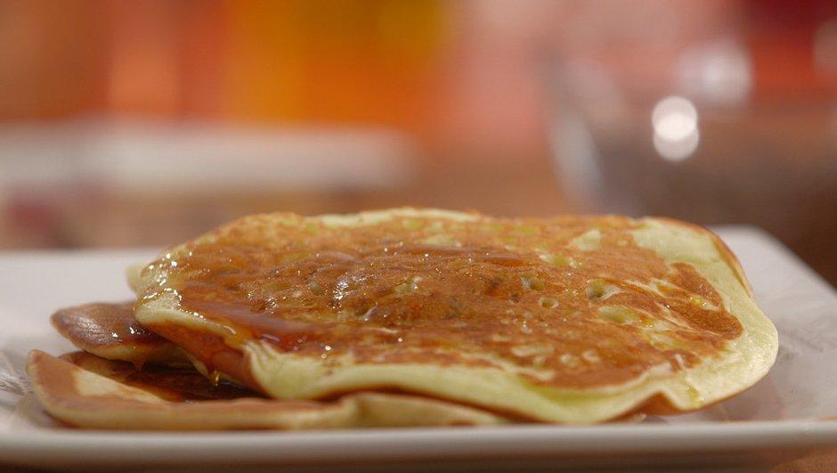 Atelier pancakes garnis