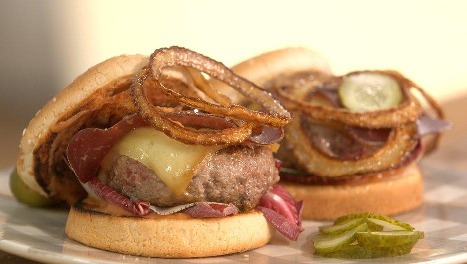 Cheeseburger savoyard