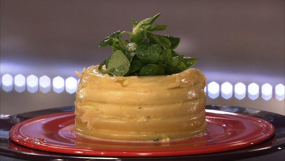 Gratin de macaroni new-look