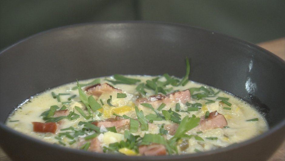 Soupe irlandaise