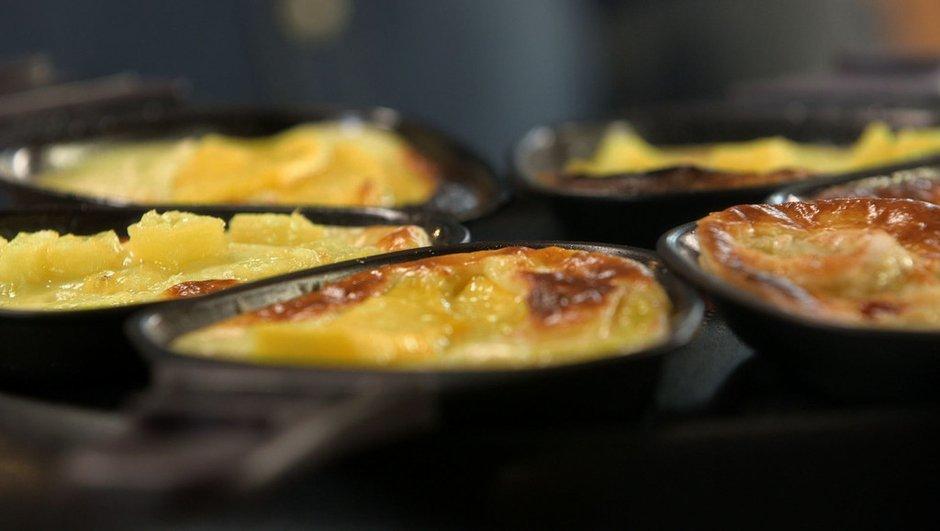 Raclette sucrée
