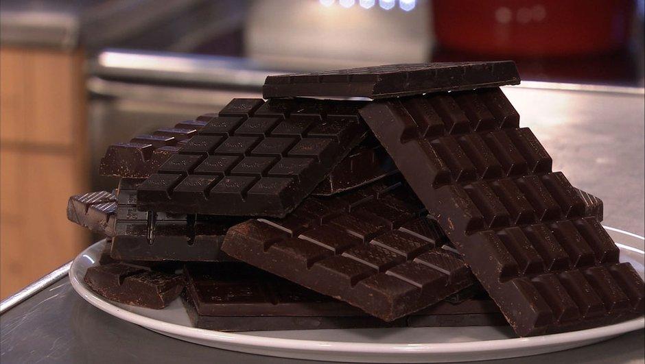 Fondue au chocolat épicée aux fruits frais (St Valentin)