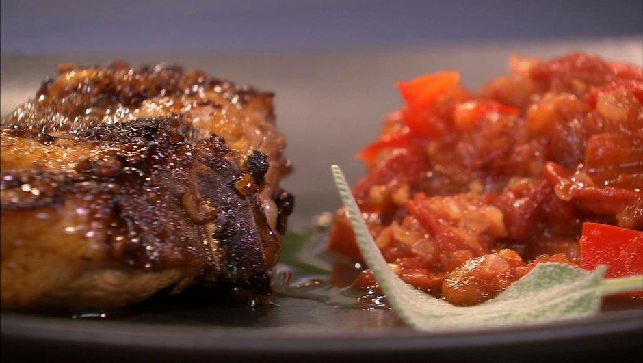 tendron-de-veau-grille-gingembre-compotee-de-tomates-2905092