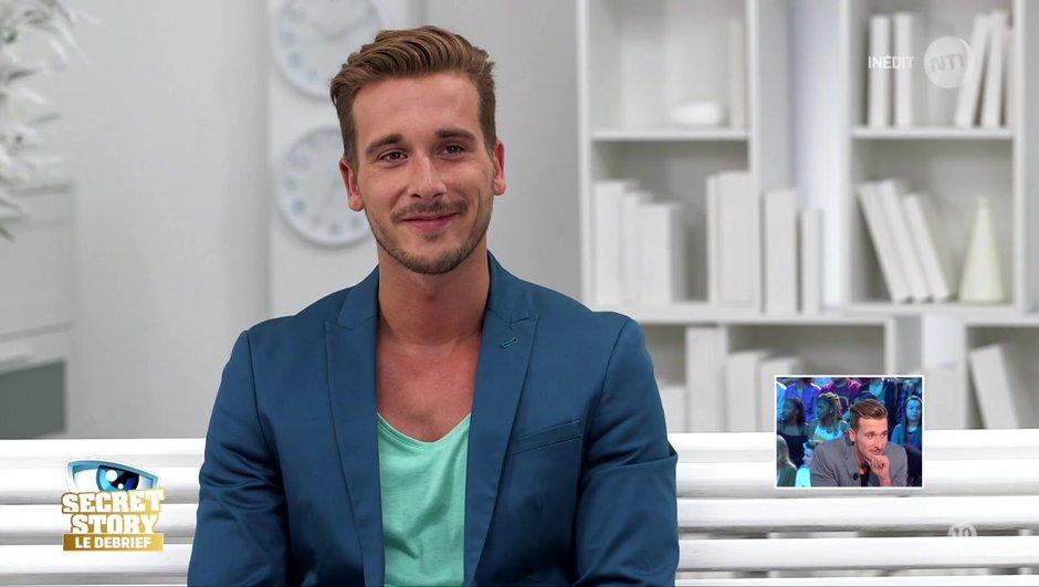 Secret Story 11 : Julien revient sur son année !