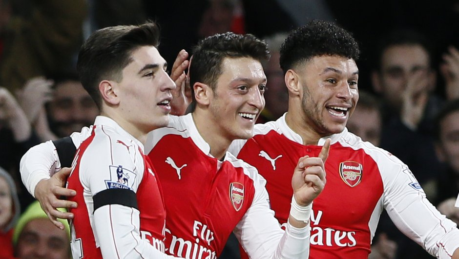 Premier League : Arsenal champion d'Angleterre sur l'année civile