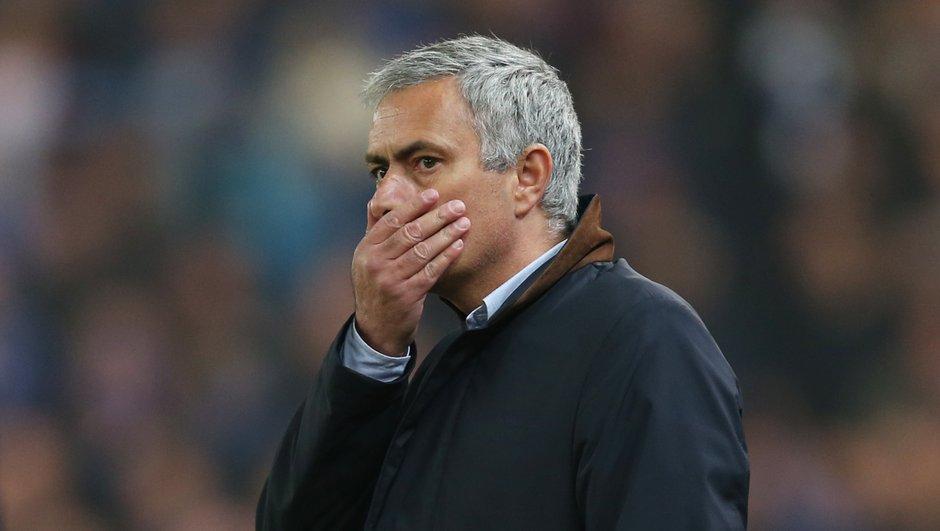 Chelsea : Les déboires de José Mourinho