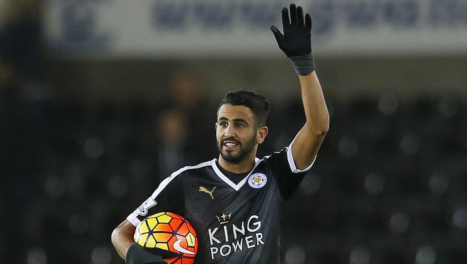 Premier League : Riyad Mahrez plus fort qu'Eden Hazard ?