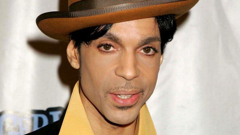Prince de retour sur scène à Paris !