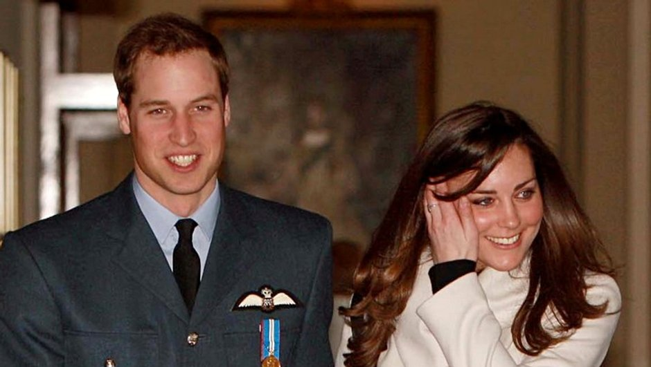 Le Prince Williams marié à Kate Middleton en 2012 ?
