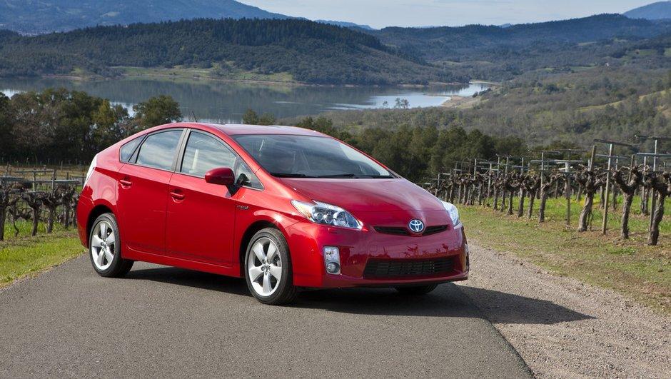 Record de ventes au Japon pour la Toyota Prius