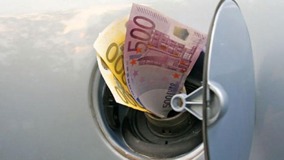 Le prix de l'essence a baissé moins que prévu en août 2011