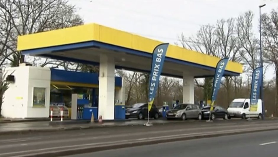 Prix de l'essence : baisse sensible début juin 2012