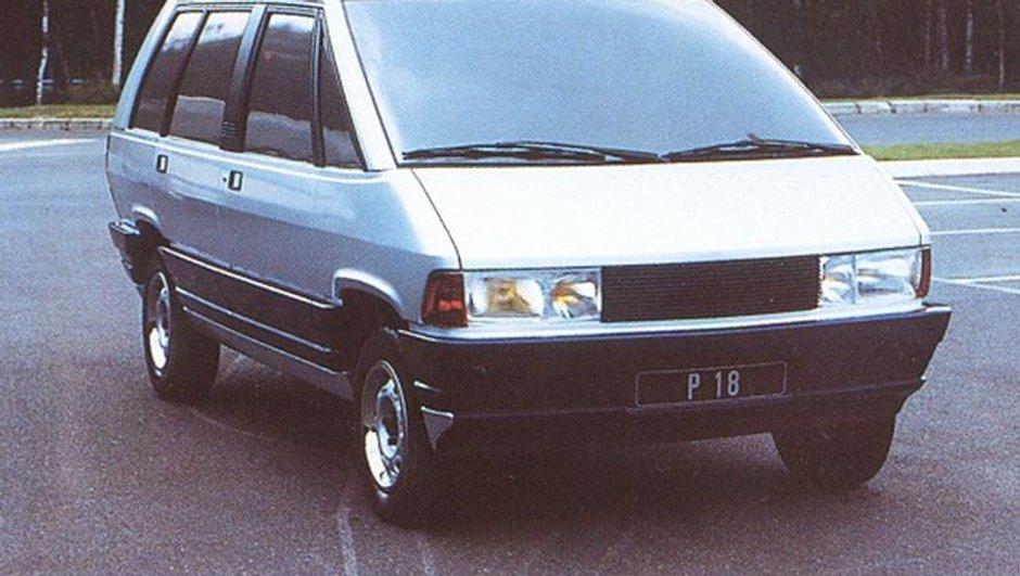 #LeSaviezVous : Le Renault Espace aurait pu être un Peugeot ou un Citroën