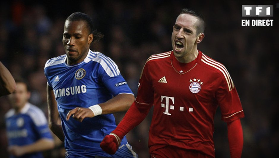 Bayern Munich - Chelsea en streaming vidéo !