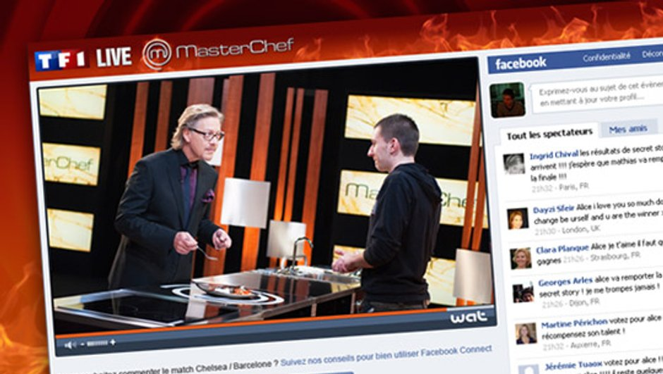 MasterChef en direct sur TF1.fr !