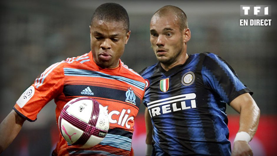 Inter Milan - Marseille en streaming vidéo !