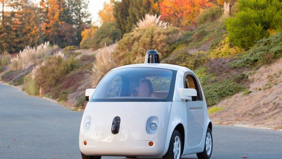 La Google Car passe son permis de conduire aux Etats-Unis