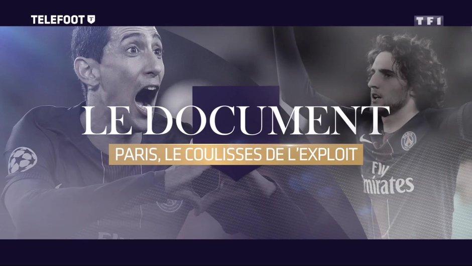 [Exclu Téléfoot 19/02] - Le Document : Dans les coulisses de l'exploit du PSG face au Barça