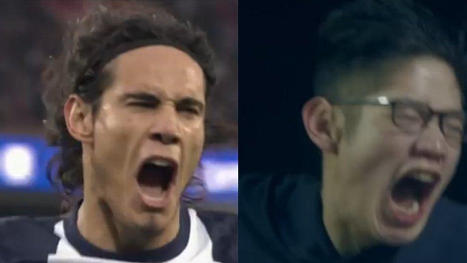 VIDEO Insolite : Les supporters rejouent la saison du PSG