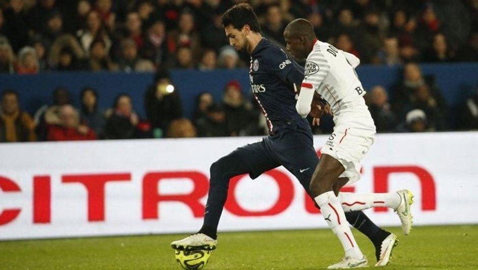 Ligue 1 - Le PSG bat Rennes et met la pression sur Lyon