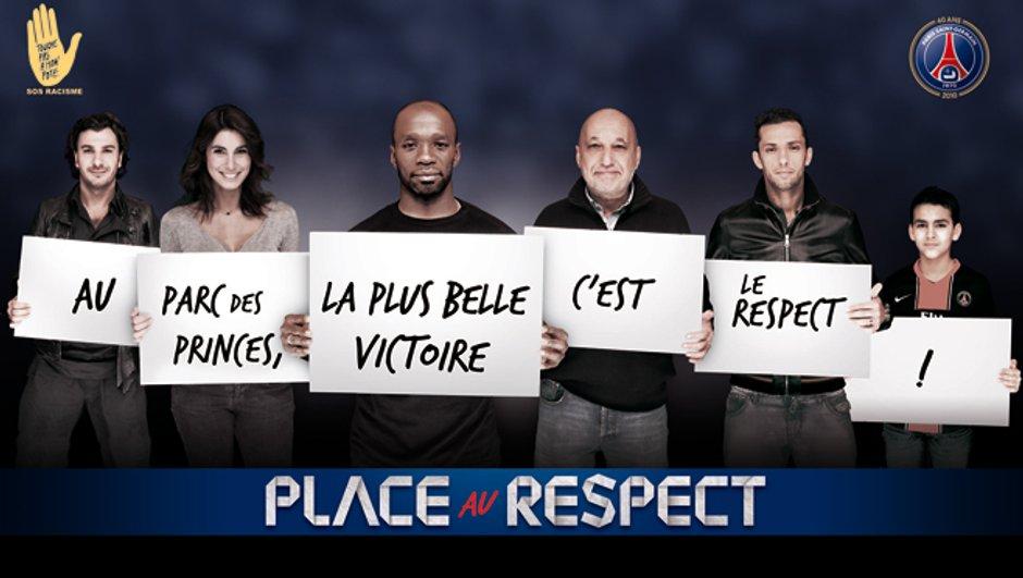 """PSG : la """" Journée du Respect """""""