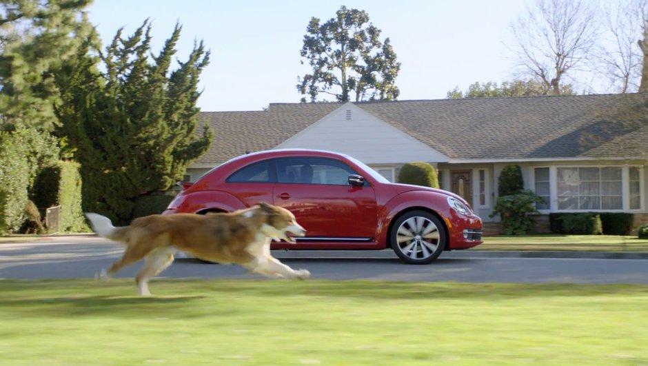 Volkswagen : la pub du Superbowl entre chien et Star Wars