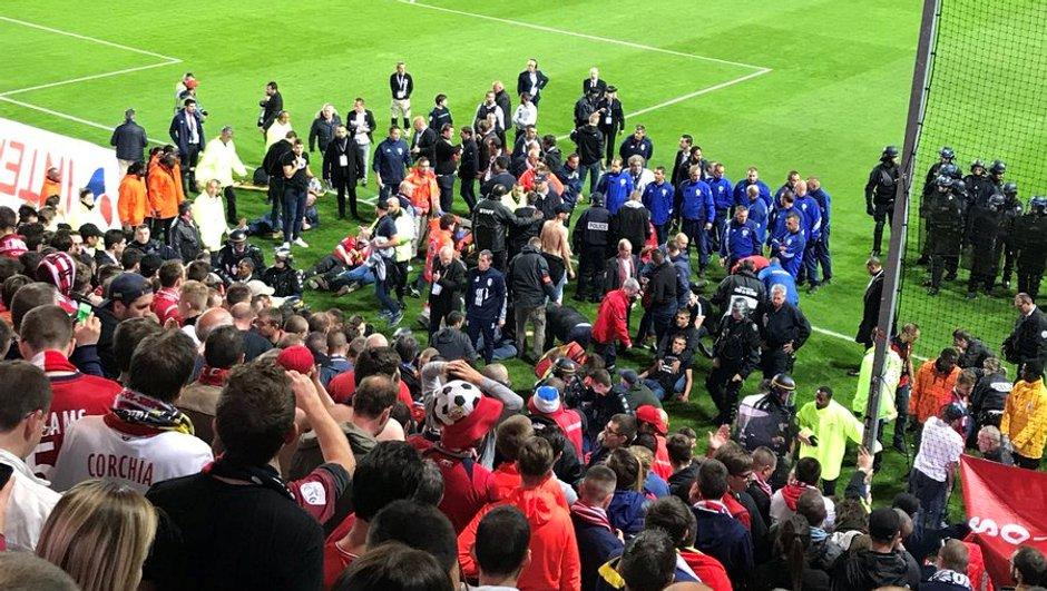 Ligue 1 : Amiens-Lille sera rejoué le 20 novembre
