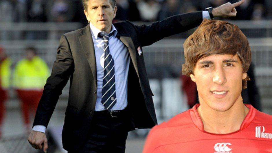 Insolite : le fils de Claude Puel signe à Lyon