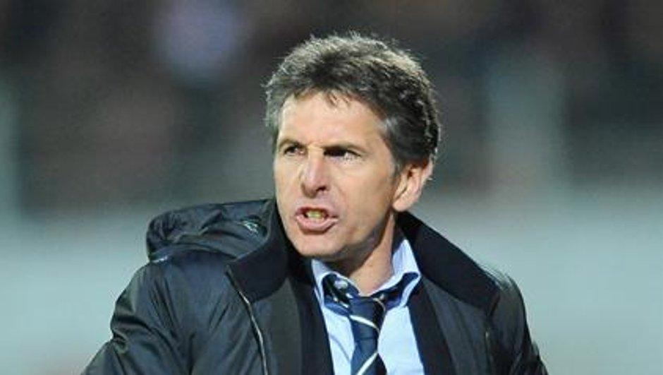 Lyon : Puel sifflé, veut gagner la Ligue des Champions !
