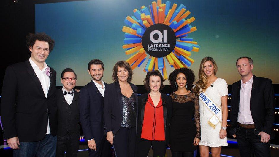 """""""QI : La France passe le test !"""" le vendredi 23 janvier 2015 sur TF1"""