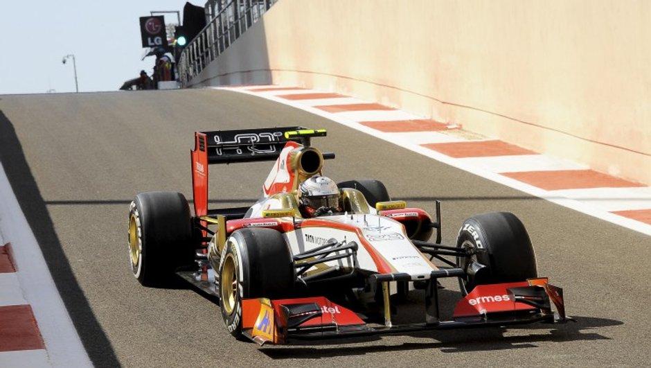 F1 : HRT ne reviendra pas en 2014