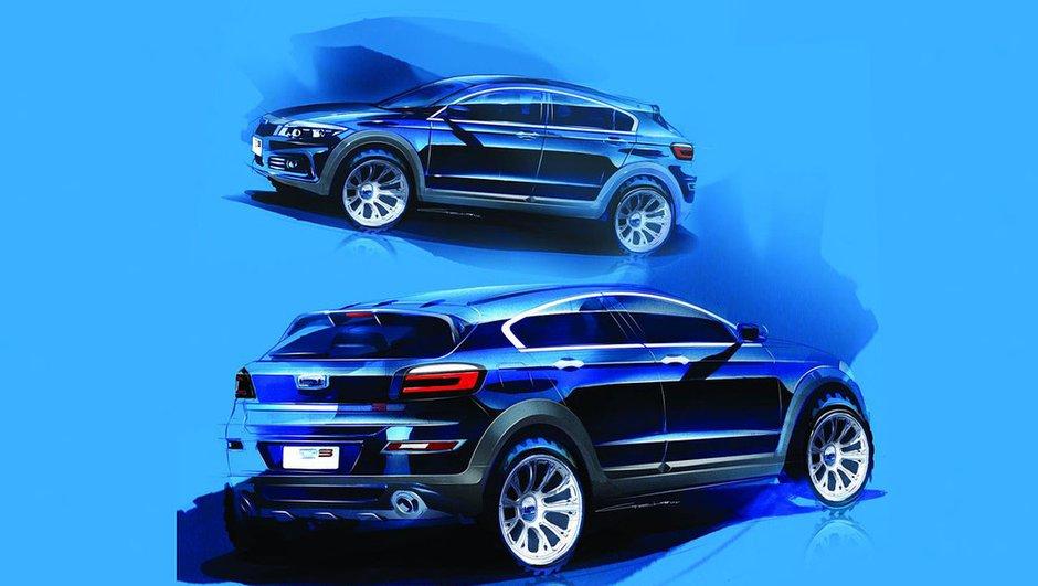 Qoros 3 City : premier SUV pour la marque chinoise
