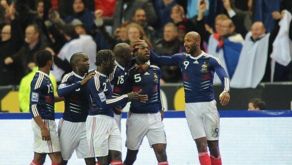La France se qualifie !